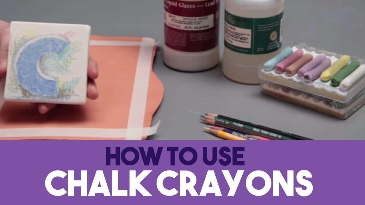 how to make chalk video