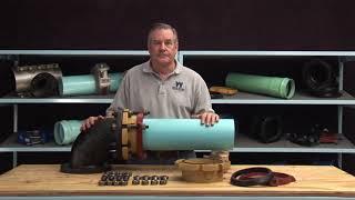 Flange Coupling Adapter - WaterworksTraining.com