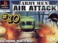 Army Men Air Attack #10 - The Melting Pot