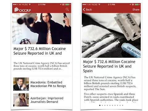 ICFJ Dow Jones Webinar: Low-Cost Mobile Apps for News Organizations