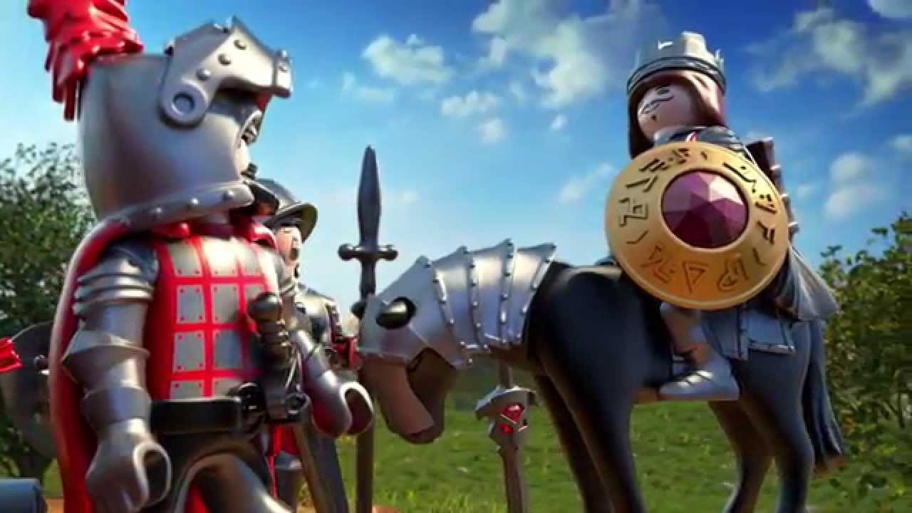 playmobil knights le film franais youtube