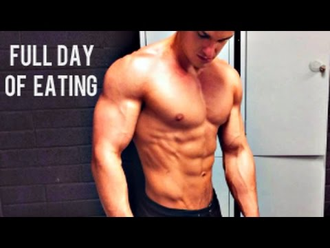 My Cutting Diet - All Meals And Supplements Shown | BodyPower Prep Ep.8