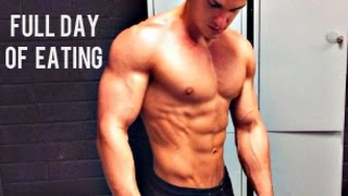 My Cutting Diet - AĮl Meals And Supplements Shown | BodyPower Prep Ep.8