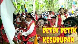 Detik Detik Jathilan Klasik Pongjor Kesurupan - New Turonggo Seto