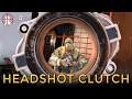 1v4 Headshot Clutch! - Rainbow Six Siege