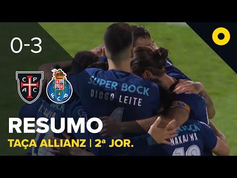 Casa Pia AC 0-3 FC Porto - Resumo | SPORT TV