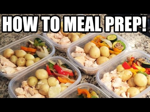 MEAL PREP | For Bodybuilding and Fat Loss - @growyourmeat