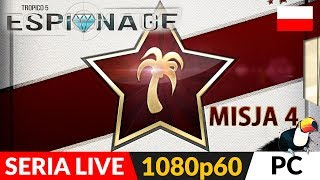 TROPICO 5 PL  Kampania DLC #2 Tukan maltański (Espionage) - Misja 4  Co jest w pudle?