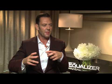 THE EQUALIZER Interview - Marton Csokas
