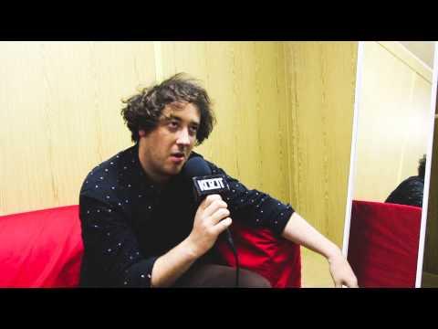Interview with The Wombats' Matthew Murphy / Budapest Essentials Festival 2015
