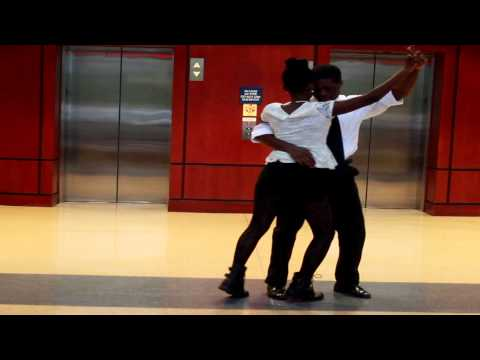 Kaysha Diamonds - Haitian Konpa / Kizomba Mixed Dance