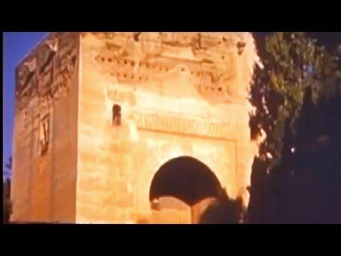 GRANADA filmada en los años 50 - Old Spain film from Granada