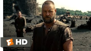 Noah (3/10) Movie CLIP - Your Time Is Done (2014) HD