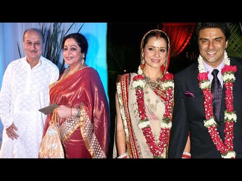 Bollywood HOT Actress Who Have Been MARRIED More Than Once