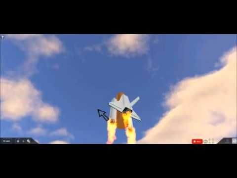 roblox space shuttle - photo #34