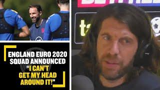 ENGLAND EURO 2020 26-MAN SQUAD ANNOUNCEMENT: