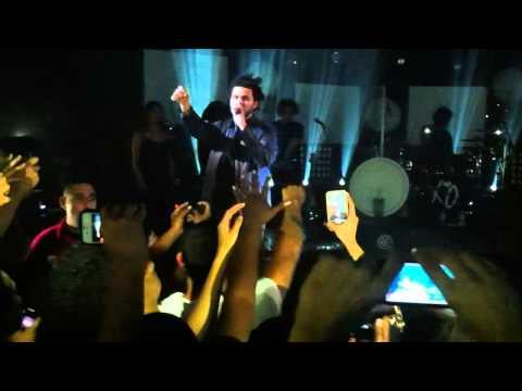 The Weeknd in Phoenix, Arizona