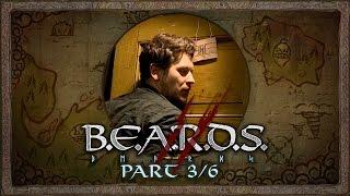 [3/6] Pen & Paper | B.E.A.R.D.S. 2 | Akt 2: Blanker Jorge | Das Türrätsel | 23.10.2015