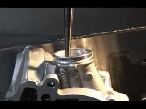 Dasa Racing CNC Cylinder Head Porting