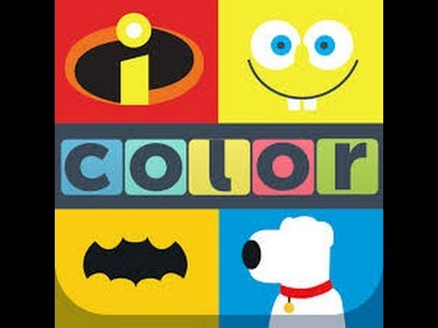 ColorMania - Guess the Colors - Level 2 Answers