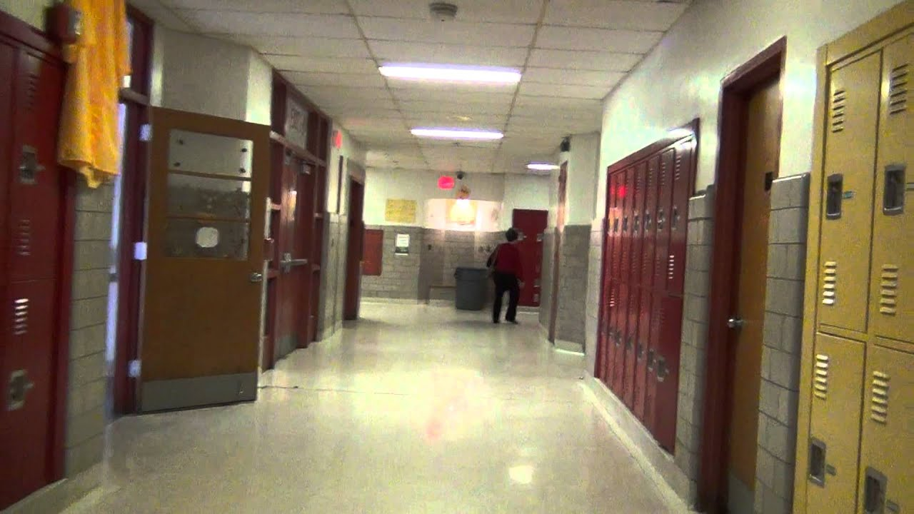 Inside Penn Hills Senior High School