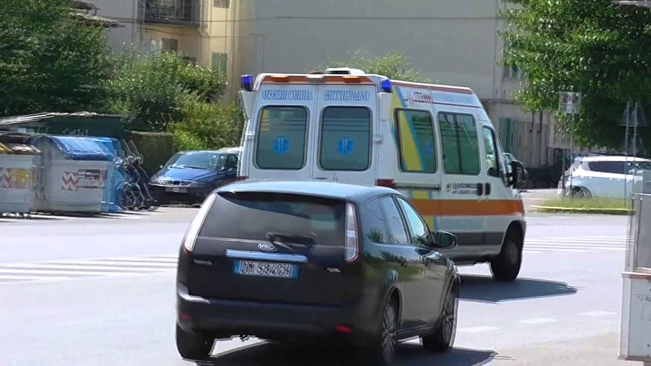 Ambulanza bagno a ripoli archivioalmo 2 030615 youtube - Misericordia bagno a ripoli ...