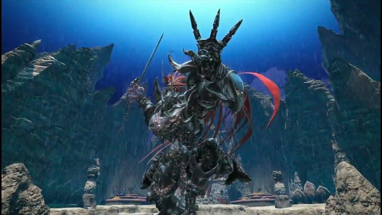Final Fantasy XIV Stormblood Gameplay Walkthrough IGN Live E3 2017 YouTube