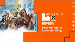 X-Play Classic - Final Fantasy XII: Revenant Wings Review