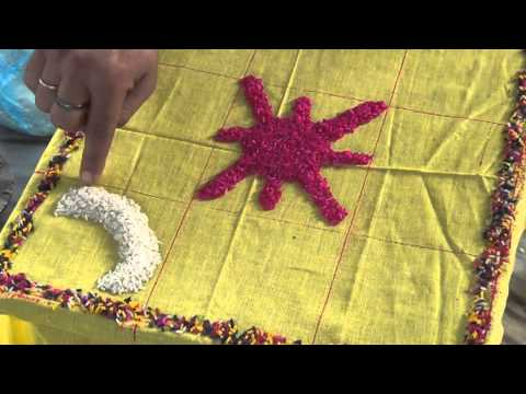 How To Make Navgrah Mandal Devta In Lakshmi Puja