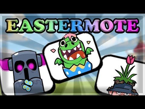BEST Easter DECK & NEW Emotes 🍊
