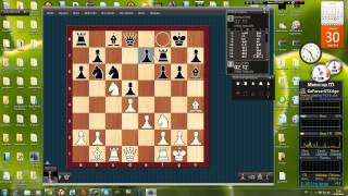 Играю против Chessmaster GE #1