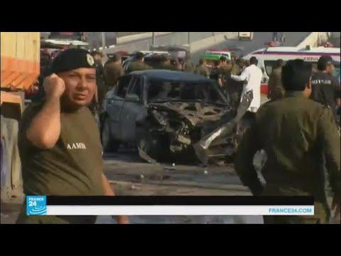 طالبان تتبنى تفجيرا في سوق للخضار في لاهور  - نشر قبل 3 ساعة