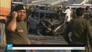 طالبان تتبنى تفجيرا في سوق للخضار في لاهور