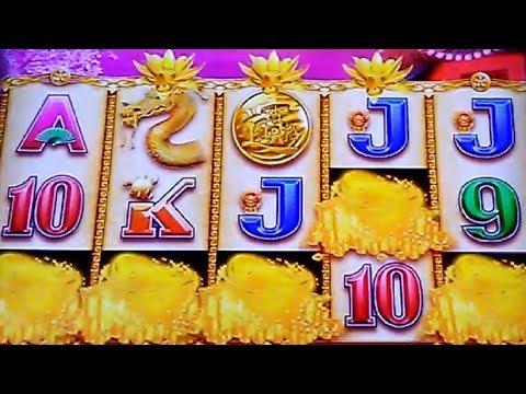 FORTUNE KING GOLD 1c SLOT MACHINE * BONUS FUN * WINS UP TO 120X
