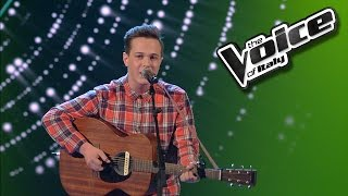 Joe Croci - The Boxer | The Voice of Italy 2016: Blind Audition