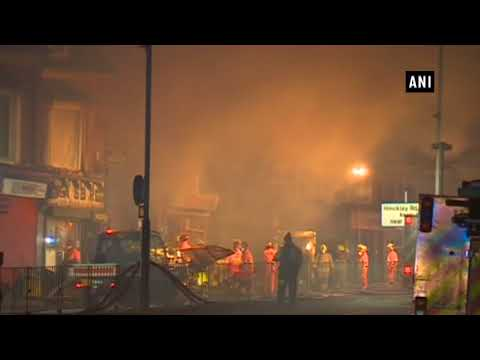 Watch: 4 killed, 4 injured in Leicester explosion
