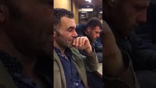 Kürt gençleri Kanada'da muhabbet