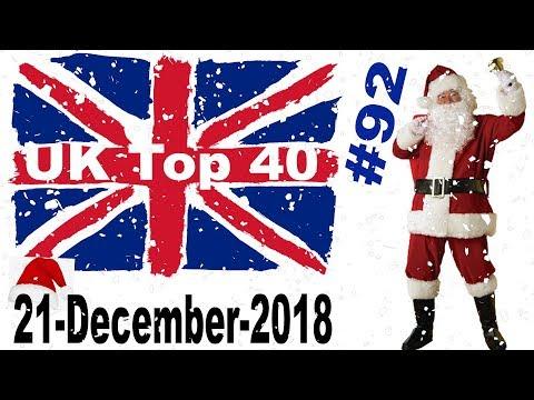 UK Top 40 Singles Chart 21 December, 2018 № 92 Mp3
