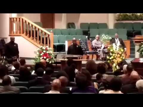 James Chestnut Jr. Homegoing Remarks