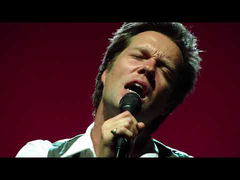 Rufus Wainwright Medley Trolley song Brighton 04 07 2010