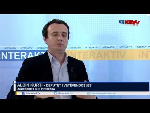 INTERAKTIV BISEDA   ALBIN KURTI 16.02.2016