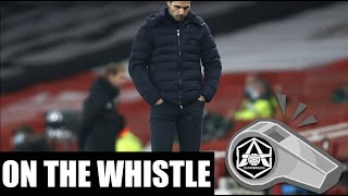 On the Whistle: Arsenal 12 Wolves  'So what now?'