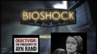 Videogame Analysis: Ep.1 Bioshock and Objectivism, Part 8 of 10