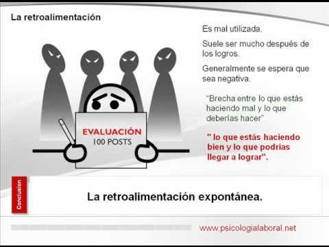 Psicología organizacional motivación