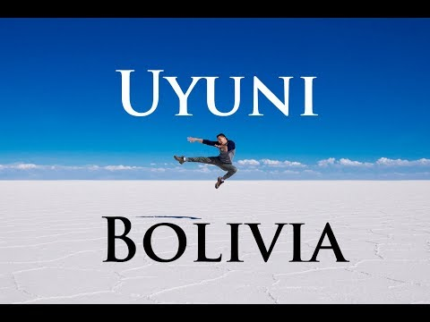 Traveling to Salar de Uyuni Bolivia! The largest salt flat in the world!