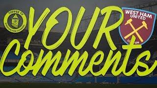 West Ham United 3-1 Everton   Your Comments