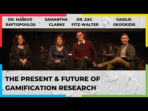 The Present and Future of Gamification Research in Europe | Discussion Panel