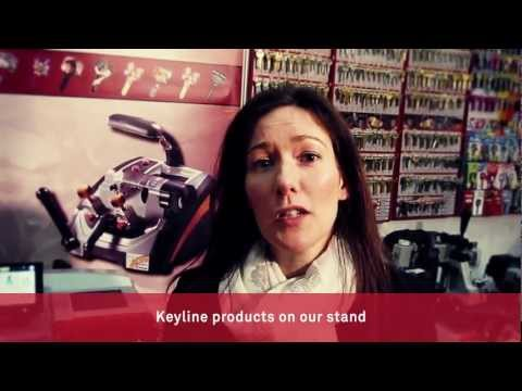Keyline interviews Keyline distributor in Dublin, Ireland