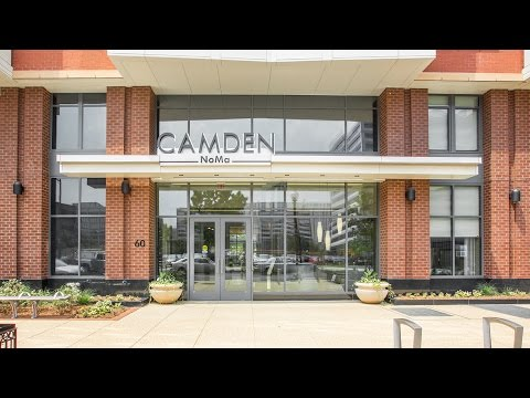 Apartments in Washington DC NoMa – Tour Camden NoMa
