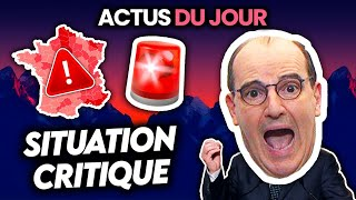 Situation critique en France, les se©️tes se développent, un mouton particulier… Actus du jour